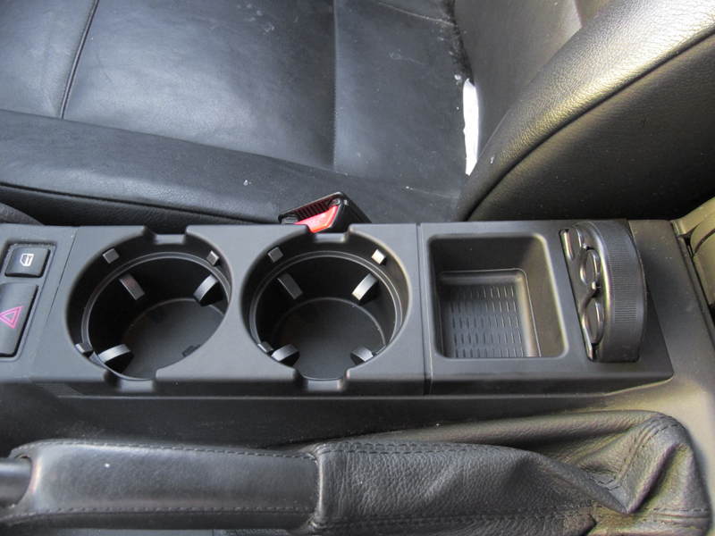 Combo 1999 06 Bmw E46 3 Series Oe Center Console Storing
