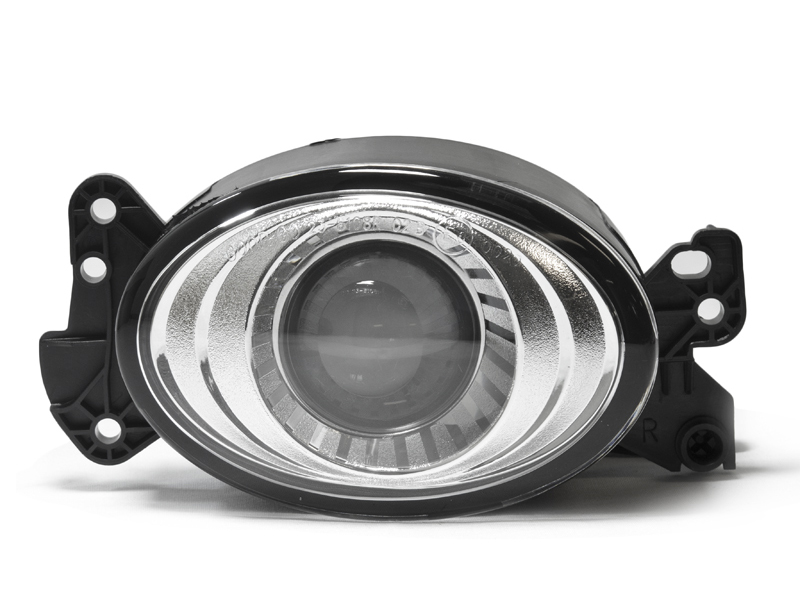 Projector glass oe replacement fog lights for 2008 10 for Mercedes benz c300 fog light replacement