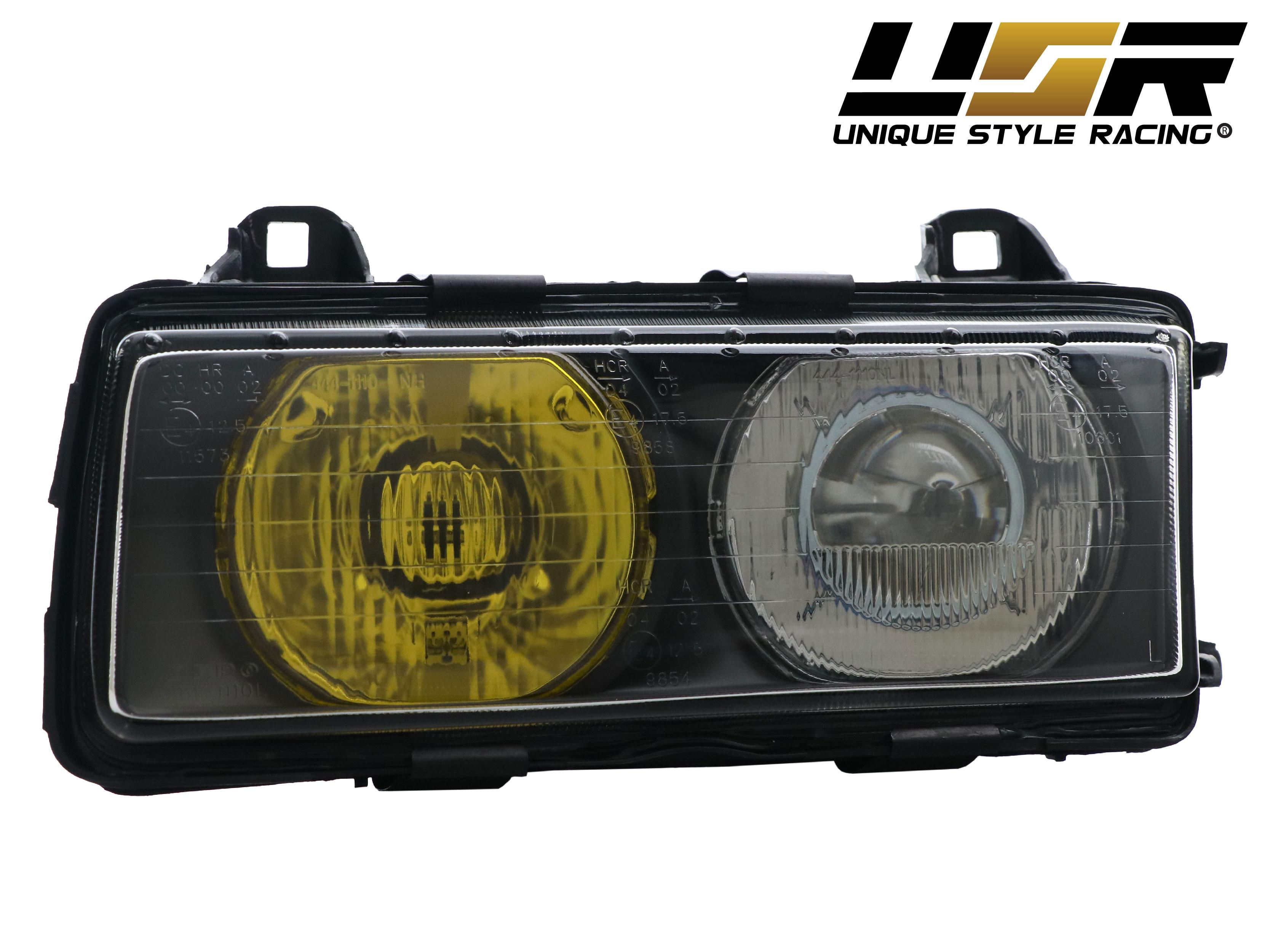 Bmw E Glass Headlights