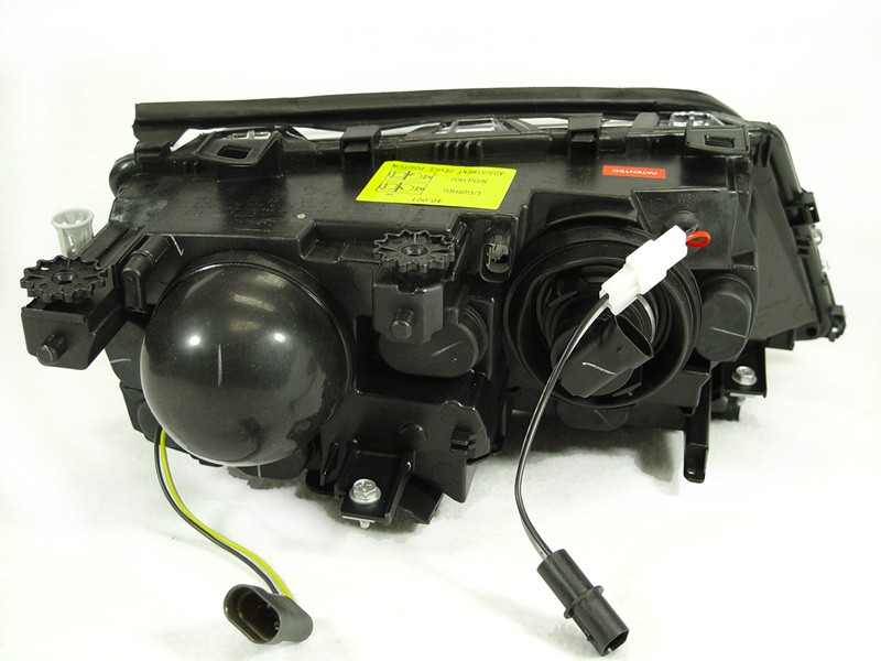 Bmw e46 xenon wiring diagram 4k wallpapers design depo angel halo headlight clear corner light for 02 05 bmw e46 3 rh ebay e46 some wiring diagrams asfbconference2016 Gallery