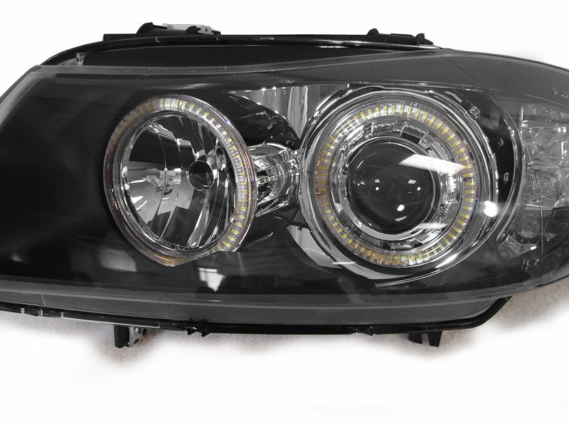 Depo Lci Led Angel Halo Projector Headlight Led Corner