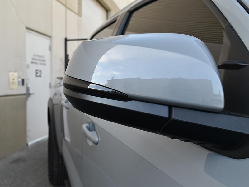 Combo Black Trd Pro Tail Smoke Switchback Mirror Signal