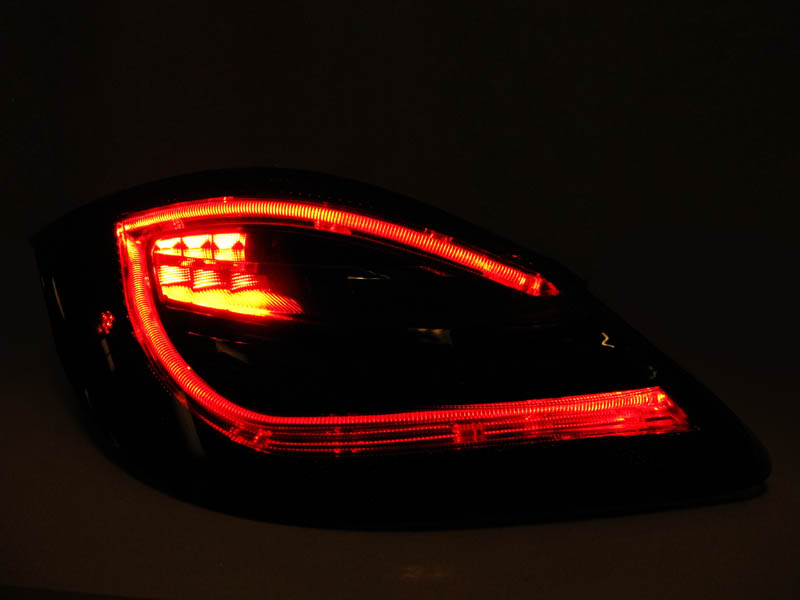 981 Style Light Bar Led Rear Tail Light For 2009 12